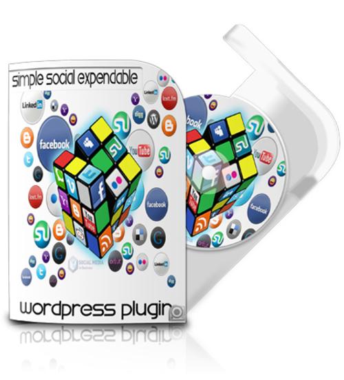 Product picture Simple Social Expandable  RR