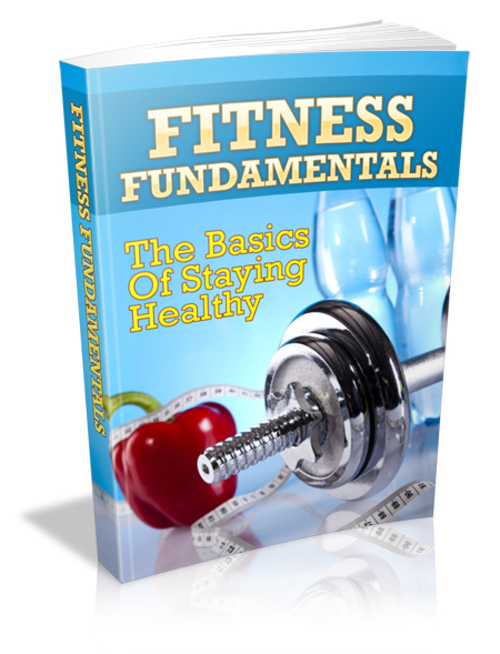 Product picture Fitness Fundamentals,  Includes Master Resell Rights