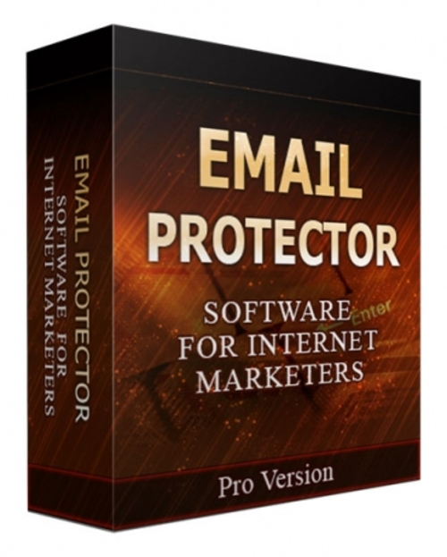 Product picture Email Protector Software   W/PLR