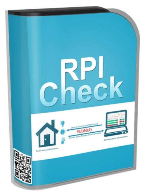 Product picture RPI Check Software  W/PLR