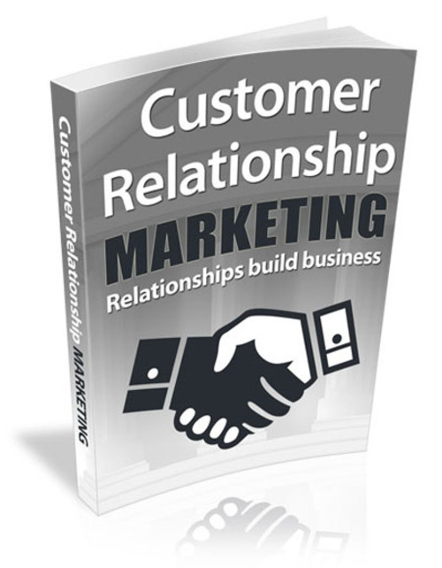 Product picture Customer Relationship Marketing  W/RR